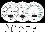Smiths Tailormade Gauges