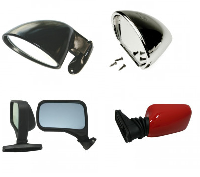 Buy Classic Car Wing Mirrors Online | Europa Specialist Spares