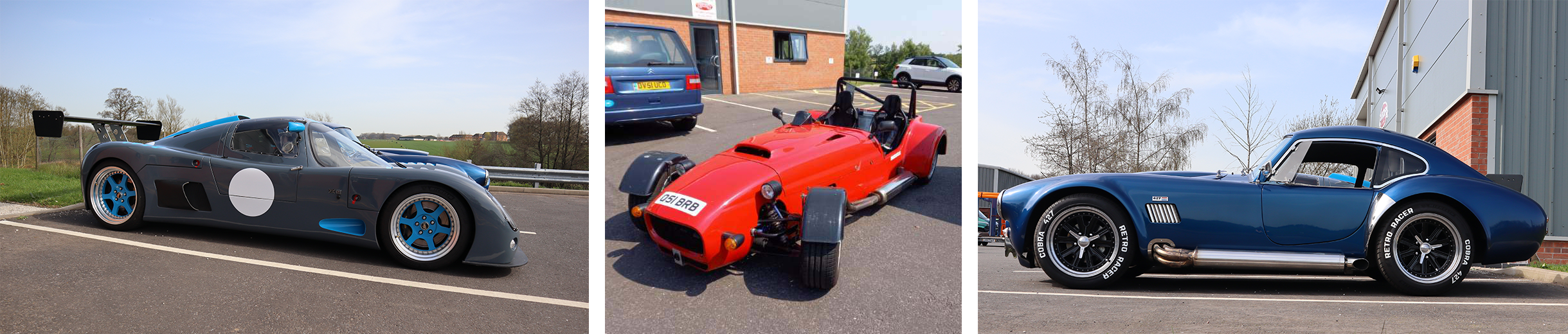 how to build a kit car